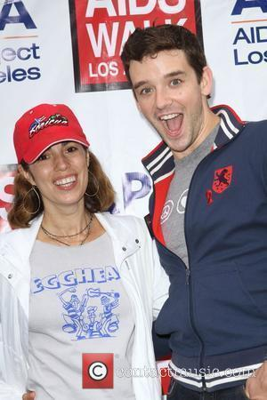 Ana Ortiz, Michael Urie 26th Annual AIDS Walk Los Angeles - Opening Ceremony - Held at The West Hollywood Park...