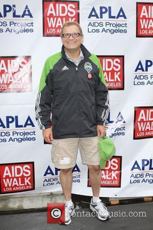 Drew Carey 26th Annual AIDS Walk Los Angeles - Opening Ceremony - Held at The West Hollywood Park West Hollywood,...
