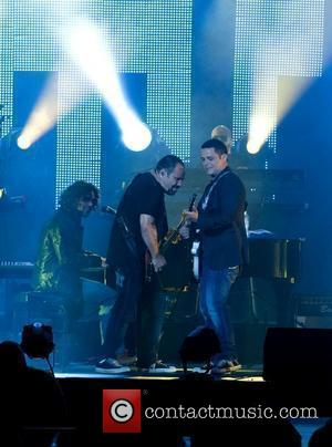 Alejandro Sanz performs at American Airlines Arena Miami, USA - 07.08.10