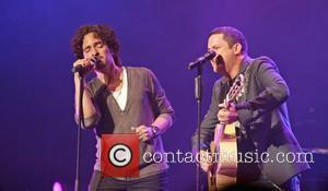 Tommy Torres and Alejandro Sanz