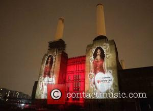 Alesha Dixon  The Launch of the Variety Club - Gold Hearts Appeal at Battersea Power Station. An image of...