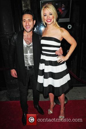 Liz McClarnon and Antony Costa Forever Unique by Alex Gerrard launch party at Kitchen Bar and Restaurant Manchester, England -...