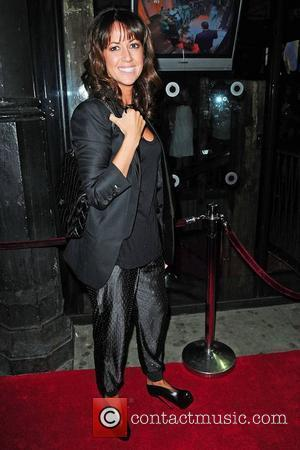 Sheree Murphy Forever Unique by Alex Gerrard launch party at Kitchen Bar and Restaurant Manchester, England - 16.09.10