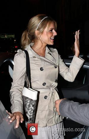 'The Bachelorette' star Ali Fedotowsky with Roberto Martinez, the finalist from the show Los Angeles, USA - 02.08.10