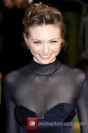 Eleanor Tomlinson 'Alice in Wonderland' UK premiere held at the Odeon - Arrivals London, England - 25.02.10
