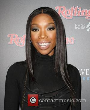 Brandy Norwood and Rolling Stones