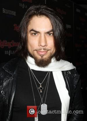 Dave Navarro 2010 American Music Awards (AMAs) Afterparty hosted by Rolling Stone Magazine held at Rolling Stone Restaurant And Lounge...