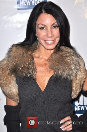 Danielle Staub Celebrities and Athletes attend a 'Welcome to New York' party for Amar'e Stoudemire at Lucky Strike Lanes New...