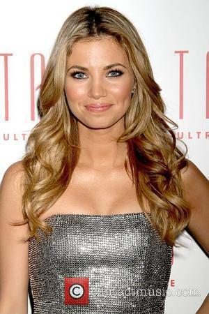 Amber Lancaster celebrates her birthday at Tabu Ultra Lounge inside the MGM Grand Resort Casino Las Vegas, Nevada - 18.09.10
