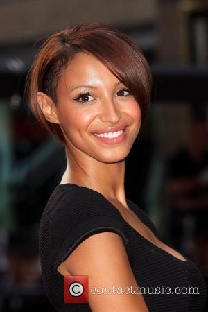 *file photos* Sugababes star Amelle Berrabah has been charged with drink driving  Amelle Berrabah  'Public Enemies' UK film...