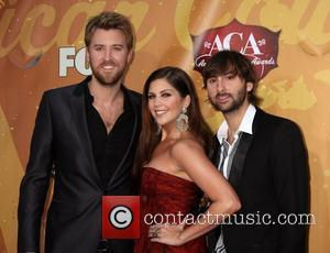 Charles Kelley, Dave Haywood, Lady Antebellum, Las Vegas and Mgm