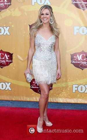 Laura Bell Bundy The 2010 American Country Awards at MGM Grand Garden Arena - Arrivals Las Vegas, Nevada - 06.12.10