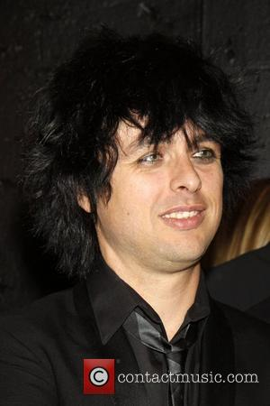 Billy Joe Armstrong of Green Day  Opening night of the Broadway musical 'Green Day's American Idiot' held at the...