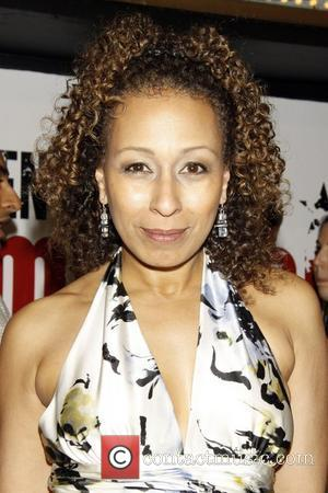 Tamara Tunie and Green Day