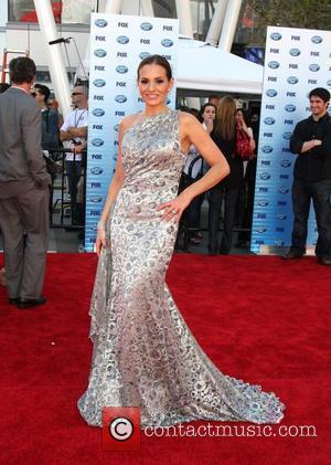 Kara DioGuardi The American Idol Season 9 Finale at the Nokia Theatre L.A. Live - Arrivals Los Angeles, California -...