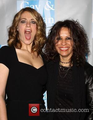 Clementine Ford and Linda Perry
