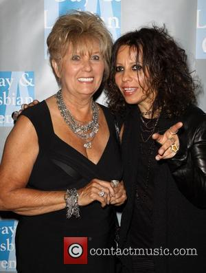 Linda Perry and Her Mother