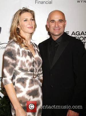 Steffi Graf, Andre Agassi and Las Vegas