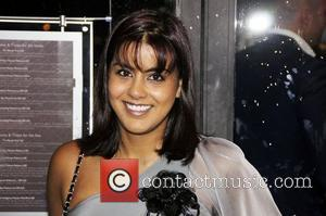 Pooja Shah celebrities attend an event at Anesis Spa in Clapham  London England - 13.01.11