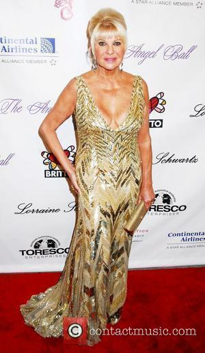 Ivana Trump Gabrielle's Angel Foundation for Cancer Research The Angel Ball 2010 held at Cipriani New York City, USA -...