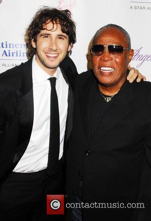 Josh Groban, Gabrielle and Sam Moore