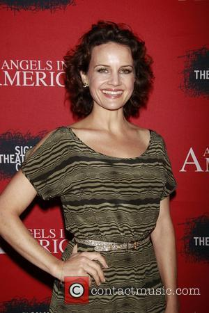 Carla Gugino, Fantasia, In America and Tony Kushner