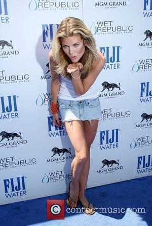 AnnaLynne McCord celebrates her birthday at Wet Republic at MGM Grand Resort and Casino Las Vegas Las Vegas, USA -...