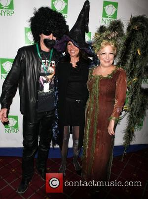 John Mcenroe, Patty Smyth and Bette Midler 15th annual Bette Midler's New York Restoration Project's Hulaween at The Waldorf Astoria...