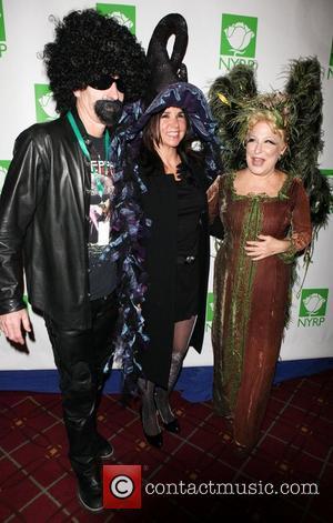 John Mcenroe, Bette Midler and Patty Smyth