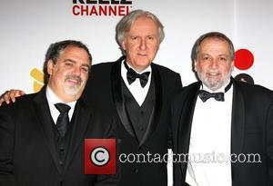 Jon Landau and James Cameron