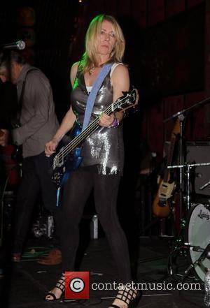 Kim Gordon Of Sonic Youth