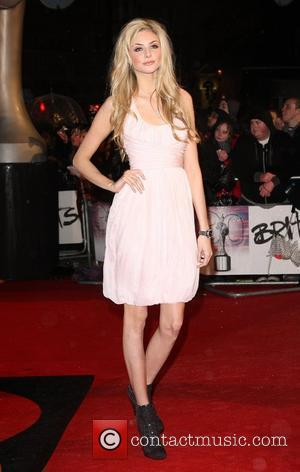 Tamsin Egerton The BRIT Awards 2010 - 30th Anniversary held at Earl's Court - Arrivals London, England - 16.02.10