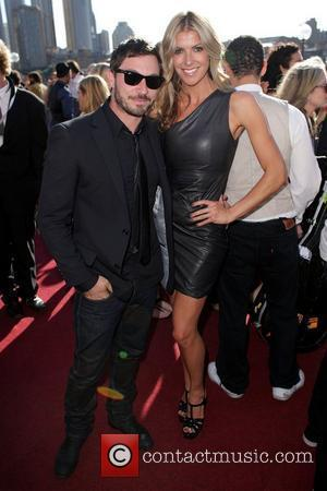 Laura Csortan and Chris Giannou The 2010 Australian Recording Industry Association 'ARIA' Awards held at the Sydney Opera House -...