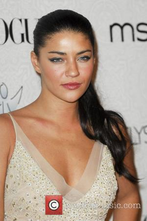 Jessica Szohr The 3rd Annual Art of Elysium Gala in Beverly Hills - Arrivals Los Angeles, California - 16.01.10
