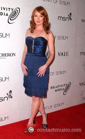 Alicia Witt The 3rd Annual Art of Elysium Gala in Beverly Hills - Arrivals Los Angeles, California - 16.01.10