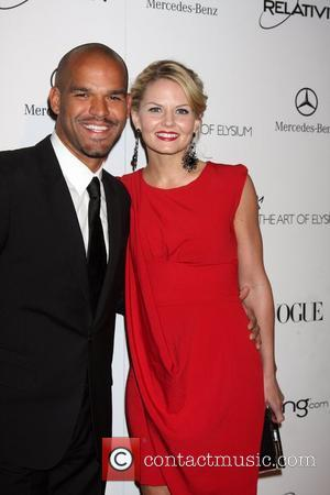 Amaury Nolasco and Jennifer Morrison Art Of Elysium's 4th Annual 'Heaven' Charity Gala at California Science Center Exposition Park- Arrivals...