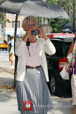 Dame Helen Mirren Celebrates Her 65th Birthday