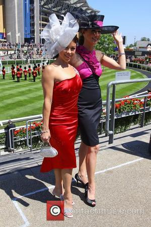 Lisa Scott Lee  Royal Ascot 2010 - Day 2 Berkshire, England - 16.06.10
