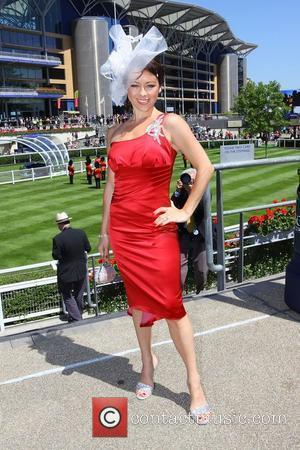 Lisa Scott Lee Royal Ascot 2010 - Day 2 Berkshire, England - 16.06.10