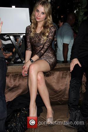 Ashley Benson and Las Vegas