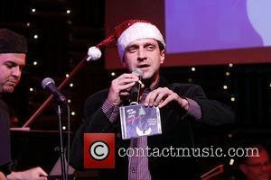 Raul Esparza 'New York City Christmas', a benefit concert for ASTEP, presented in association with Sh-k-boom/Ghostlight Records held at Joe's...