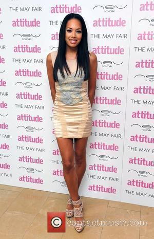 Jade Ewen Attitude's Sweet 16 Birthday Party held at the May Fair Hotel. London, England - 05.05.10