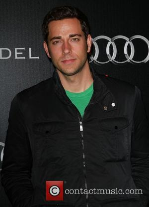 Zachary Levi and Celebration