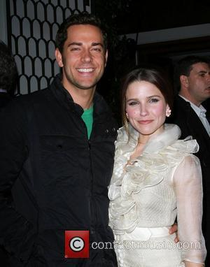 Zachary Levi, Celebration and Sophia Bush