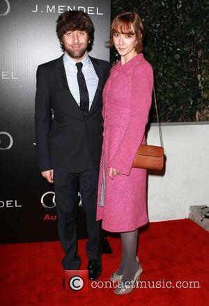Simon Helberg and Jocelyn Towne Audi and Designer J. Mendel's Kick Off Celebration of Golden Globe Week 2011 held at...