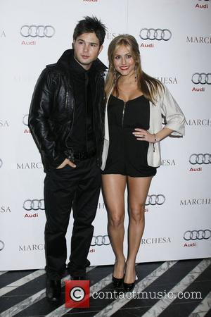Cody Longo and Cassie Scerbo Audi and Marchesa Kick Off Oscar Week Celebration held at Cicconi's Los Angeles, California -...