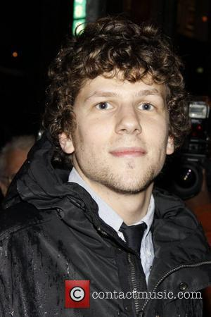 Jesse Eisenberg Opening night of the Broadway production 'August Wilson's Fences' held at the Cort Theatre - Arrivals.  New...