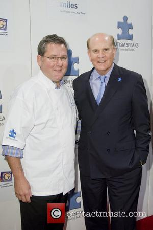 Charlie Trotter and Bob Wright Autism Speaks to Wall Street: Fourth Annual Celebrity Chef Gala at the Cipriani Wall St....