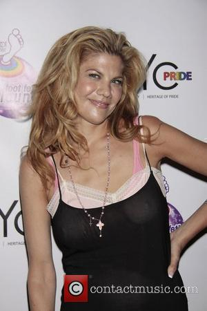 Kristen Johnston Barefoot Wine & Bubbly reception for 'Celebrity Autobiography, Special Gay Pride Performance' held at the Barefoot Wine Foot...