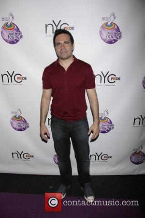 Mario Cantone Barefoot Wine & Bubbly reception for 'Celebrity Autobiography, Special Gay Pride Performance' held at the Barefoot Wine Foot...